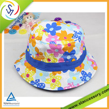 High quality soft and cute child hat wholesale for summer