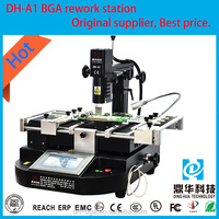 HOT SALE! DH-A1 maintenance and repair welding machine bga rework station for laptop motherboard, Dinghua Technology!