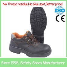 SF1603 Black low cut cheap safety shoes ladies safety shoes