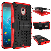 Mobile accessories 2 In 1 Pattern Silicone and PC Rugged Hybrid cool hybrid phone case for motorola moto x style china suppliers