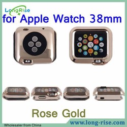 Oringinal Electroplated Soft TPU Case for Apple Watch Cover