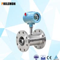 High Pressure small water turbine flow meter