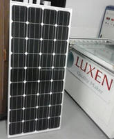 High Efficiency Monocrystalline Solar Panel 1480*670*35mm 36 cells (150watt,)