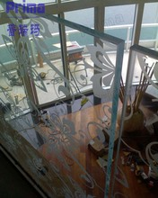 High Quality Tempered Glass Panel/Glass Railing/Glass Sheet Tempered Glass Fence