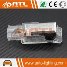 2015 new arrival Plug and play led car door courtesy light with car logo