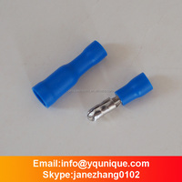 Yueqing Unique Terminal For Led Strip,MPD2-156,Bullet Disconnect,Brass,male female connectors