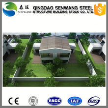Perfect Decorated Hot Sell Light Steel Prefab House