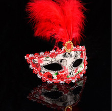 2015 mais recente moda mulheres carnaval fazer máscaras máscaras