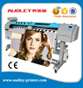 Audley large format 1.9m 2014 new vision 1440dpi four color wallpaper manufacturing machine with inkjet printer ADL-A1951