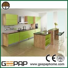 modular del gabinete de cocina, acrylic door kitchen cabinet