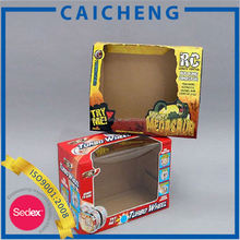corrugated paper box gift for kraft paper