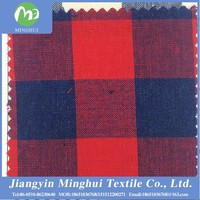 100 cotton yarn dyed woven fabric for cotton bed sheets