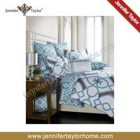 top quality contemporary flower bedding set
