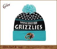 Custom acrylic knitted bonnets