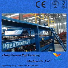 License Provide Used EPS Sandwich Roof Panel Rolling Machinery