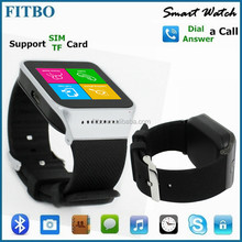 Popular new model watch mobile phone with Facebook SIM for HTC/Xiaomi