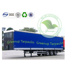 High Quality Economic PVC Tarpaulin Truck Body Parts Sliding Door