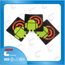 13.56mhz nfc tag/nfc sticker/nfc label with ntag213/ntag215/ntag216 chip factory price