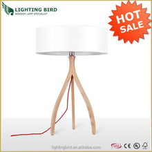 Fashion wooden lamp Base Table Lamp Series