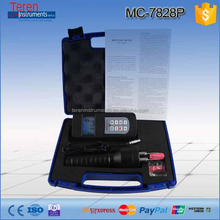 Low cost portable moisture meter for paper