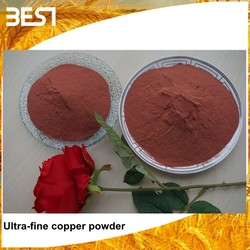 Besto5U made in china metal detector copper/ ultra-fine cu powder