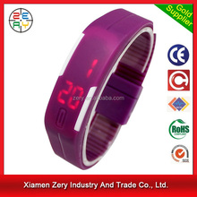 R0775 cheap ladies wrist watch,led thin wrist watch