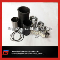 For Mitsubishi 4d32 diesel engine liner kit