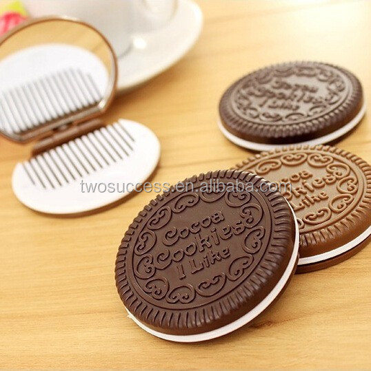 cocoa cookies mirror and comb set (1)