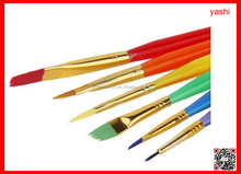 ALIBABA professional synthetic artist painting brush manufacturer