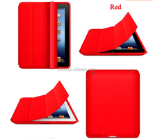 3 Fold Stand With Retina Display Auto-sleep And Wake Up case For Apple Ipad Mini 2/3 case cover