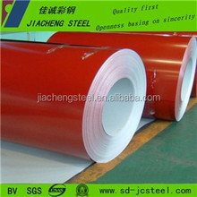 Color coated PPGI/PPGL steel Roofing material in coils