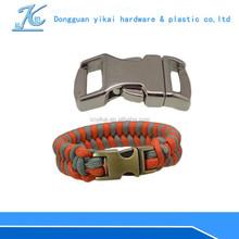 "13mm contoured side release buckle,1/2"" inch contoured buckle metal"