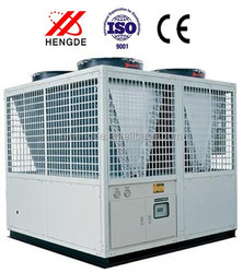 Hot Safety Excellent Refrigeration Water/Air cooled Screw Chiller