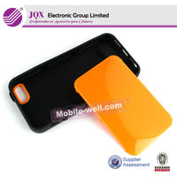 For iphone 5S,PC+TPU mobile phone case for iphone5S