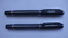Classic DEWEN carbon fiber pen metal pens in roller pen for car promotion use