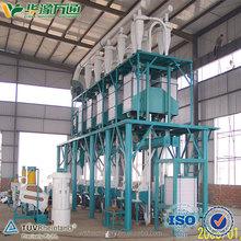 150TPD grain milling equipment