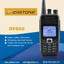 Handheld radio ZASTONE dPMR DP860 UHF400-470MHz digital two way radio uhf walkie talkie