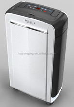 New Design 10L/D GS Certifacated Handpush Refrigerated Compressed Dehumidifier Sale with Water Tank with CE/GS/Rohs