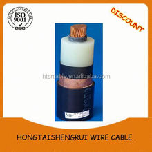 Underground High Voltage Power cable manufacturers Al armoured power cable 110KV High Voltage Power Cable Wire