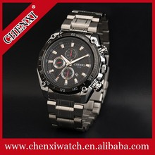 High-grade quartz watch Day/date wrist watch 029BMD