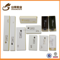 cheap 5 star high quality hotel amenity and disposable bathroom accessory