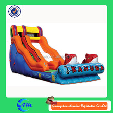 new style dolphin inflatable water slide inflatable slide for sale