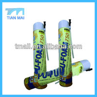 Factory Supply pu foam aerosol cans polyurethane foam sealant