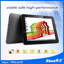 """9.7"""" intel IPS capacitive touch screen tablet pc/ touch tablet 9.7 inch with phone call function/ dual sim 3g gsm tablet pc"""