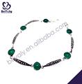 pedra verde brilhante para as importar bijuterias da china