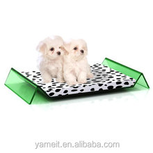2015 new arrival wholesale acrylic dog kennel