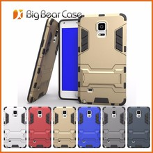 Iron Bear tough armor case for samsung galaxy note 4 N9100
