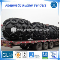 Yokohama ship and boat floating pneumatic rubber fenders for sale