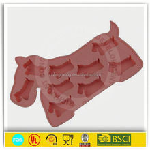 Wholesale china high quality chocolate mould & ice cube tray with lid