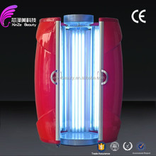 2015 Popular High Quality Germany UV lamps Body Tanning Bed /Solarium bed